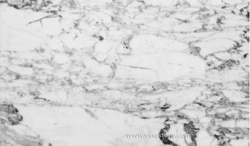 Đá Marble trắng Rabrescato