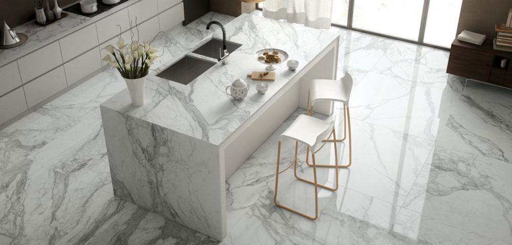 Sàn nhà đá marble