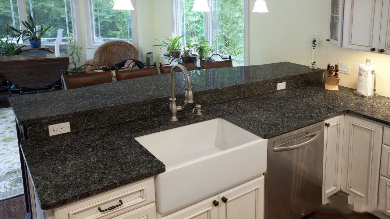 Mặt bếp đá Granite