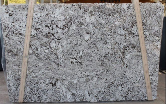 Đá Granite trắng Alaska cao cấp