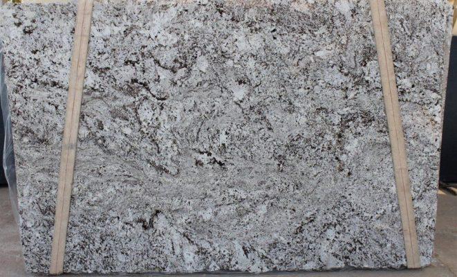 Mẫu đá Granite trắng Alaska