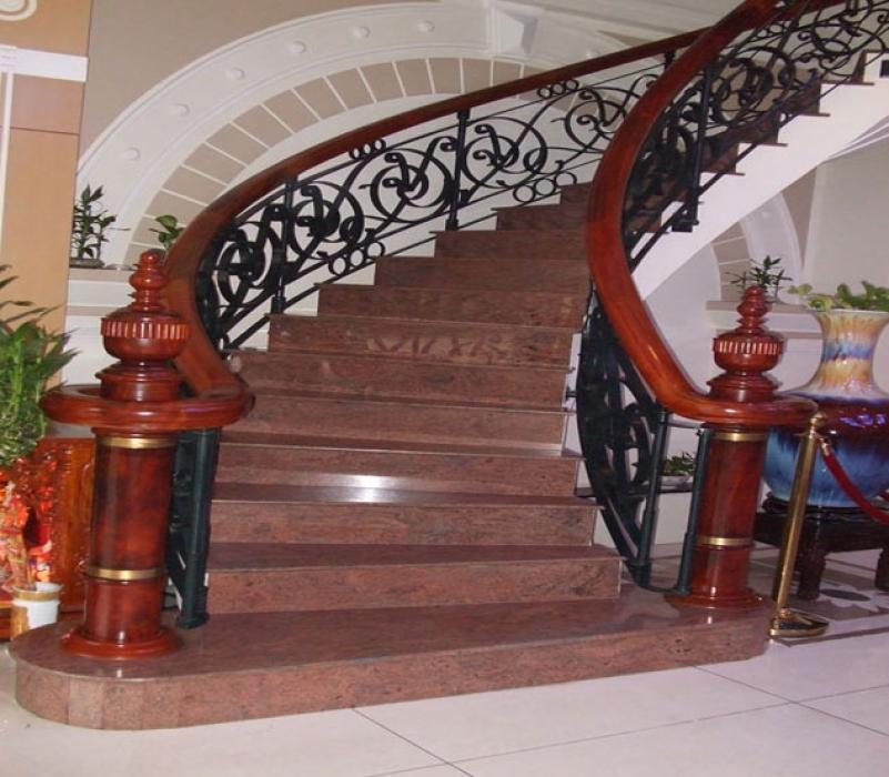 Đá ốp cầu thang Thanh Hóa