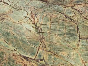 Đá Marble rainforest green