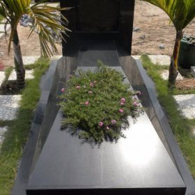 Mẫu mộ ốp đá Granite