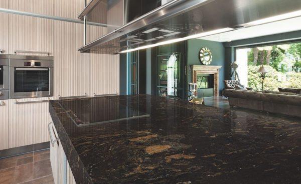 Đá Granite đen Barocco