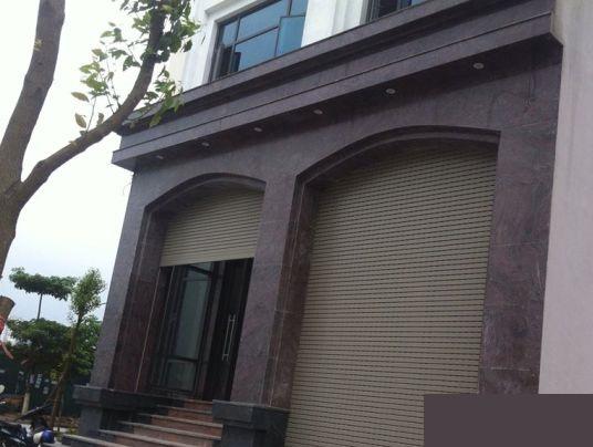 Mẫu đá ốp mặt tiền nhà phố đẹp