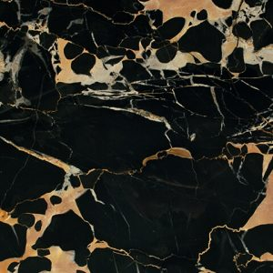 Đá Marble Black Yellow