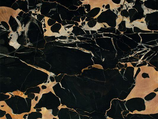 đá marble đen nâu
